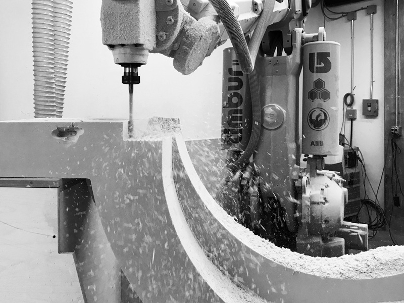 Humeau Robot HDU Sculpture Gryphon 3