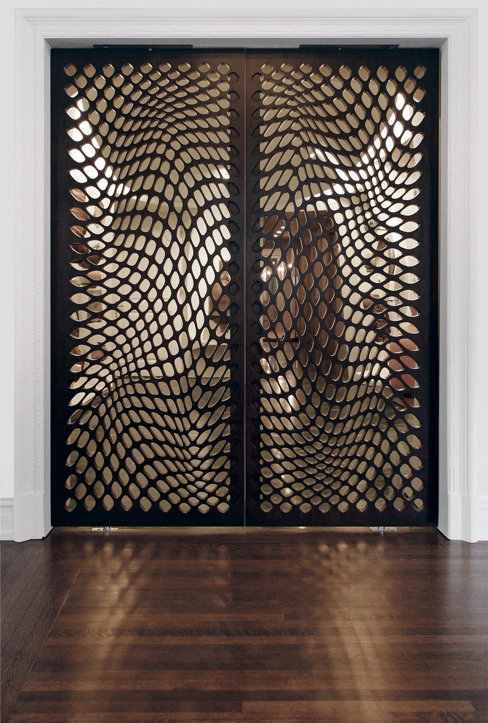 RUR CNC Wood Doors 1