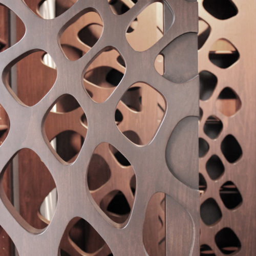 RUR CNC Wood Doors